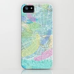 Cool Winds iPhone & iPod Case
