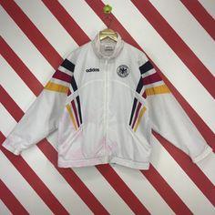 Vintage 90s Adidas Jacket Adidas Football Germany Jacket Adidas Three  Stripe Jacket Adidas Track Jac ed3a4dff4