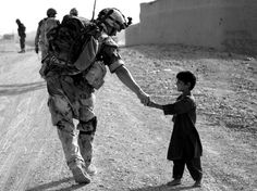 kindness  (God bless and keep our soldiers)
