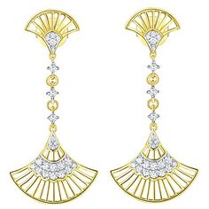 Shop for Prism Jewel Natural Diamond Ming Dynasty Drop Dangle Earring - N/A. Get free delivery at Overstock - Your Online Jewelry Destination! Get in rewards with Club O! Ankle Jewelry, Jewelry Photography, Diamond Studs, Natural Diamonds, Tassel Necklace, Jewelery, Dangles, Jewelry Watches, Fine Jewelry