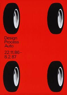 'design process auto' by pierre mendell, 1986