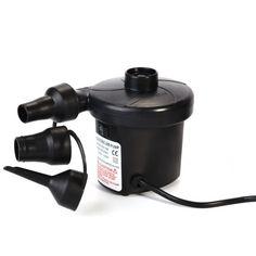 XCSOURCE gonfleur-pompe électrique lit gonflabe gonflage dégonglage Matelas Piscine Camping 230V Mains OS340…Voir la présentation