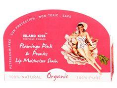 Amazon Lightning Deal  Island Kiss 100% Natural & Organic Lip Balm Moisturiser & Stain Triple Pack at Rs 334 only