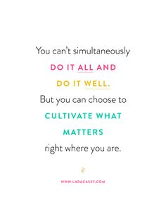 Cultivate what matters with Lara Casey's PowerSheets