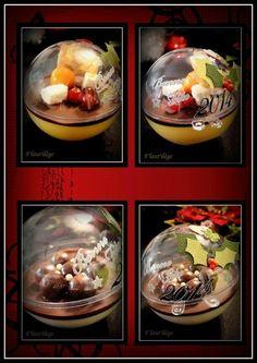 dessert nouvel an 2 Vegan Recipes 4 Ingredients, Vegan Recipes Easy, Mousse Passion, Dessert Nouvel An, Dessert Presentation, Desserts With Biscuits, Cupcake Shops, Bread Cake, Food Decoration