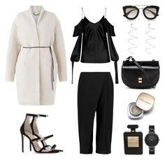 """Unbenannt #607"" by fashionlandscape ❤ liked on Polyvore featuring Jigsaw, J.W. Anderson, Juan Carlos Obando, Chanel, Chloé, Prada, Skagen, Dolce&Gabbana and Beaufille"