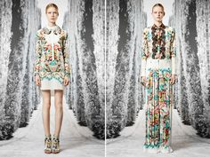 Roberto Cavalli resort 2013--really surprised that I actually like this