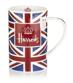 Harrods: Crowing Glory Mug- My husband brought me mugs when he traveled to London. Love them!!!
