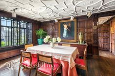 Gramercy Park's Medieval Lair Returns With a Larger Floorplan Asking Less - Curbed NY