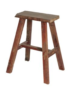 Wooden Stool,