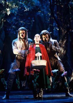 Into the Woods: Stephen Sondheim: Children Will Listen: Broadway Premiere