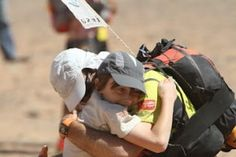 Completed the toughest footrace on earth!