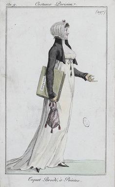 Regency Spencer Jacket. CUSTOM MADE to MEASURE. di RegencyRegalia