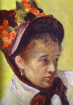 Mary Cassatt Self-Portrait | mary-cassatt-self-portrait-1.jpg