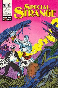 Couverture de Spécial Strange -70- Spécial Strange 1990