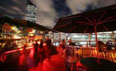 Rooftop Bar Swanston St