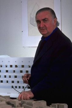 Sir James Frazer Stirling (Great Britain) has received the Pritzker Architecture Prize in 1981