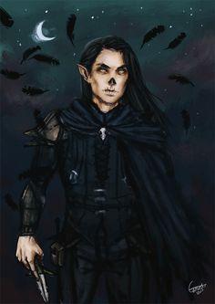 Vax'ildan, Champion of the Raven Queen