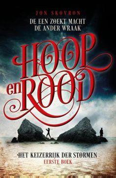 Het koninkrijk der stormen 1 Hoop en rood