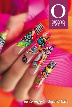 Organic® Nails... Sundance Collection