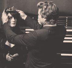 Jane crowns his princess