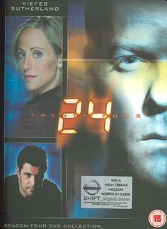 24 Timer - Sæson 4 (7 disc) (DVD)  Kr. 199,00  http://cdon.dk/film/24_timer_-_s%c3%a6son_4_(7_disc)-558542