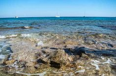 Riviera di Ponente Beach Rock Beautiful Places, Water, Outdoor, Tourism, Gripe Water, Outdoors, Outdoor Games, The Great Outdoors