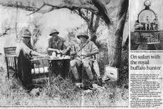 Bilderesultat for prince wales  picnic safari