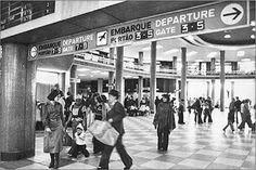 Aeroporto de Congonhas 1968 a