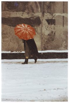 Some of the Things We've done: Saul Leiter (born 1923)