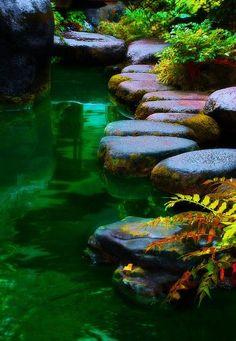 Japanese garden pic.twitter.com/xEnuloO63M