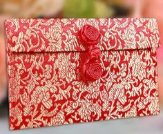 Floral Red Packet