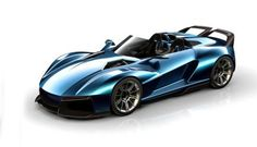 imagenes de autos: Rezvani Beast X, 200 caballos más de pura diversión