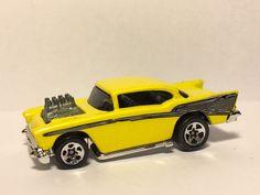 1976 Hot Wheels '57 Chevy Super Nice! #HotWheels #Chevrolet