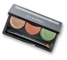 BC Color Mineral Shadow Trio -- Girls' Night Out #BeautiControl