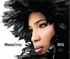 """Released on March 21, 2007, """"Big"""" is the fourth studio album by American recording artist Macy Gray. TODAY in LA COLLECTION on RVJ >> http://go.rvj.pm/7sa"""