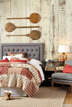 10 Ways To Cozy Up Your Bedroom For Fall - http://www.dedecoration.com/home-design-ideas/10-ways-to-cozy-up-your-bedroom-for-fall.html