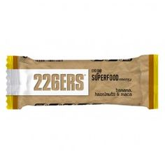 Barrita Evo Bar Superfood 226ERS 12 x 50g Halzenut Banana