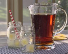 Pineapple Sweet Tea Recipe : Trisha Yearwood : Food Network - FoodNetwork.com
