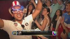 La fiebre del fútbol se contagió por todo el país con el 'Team USA'