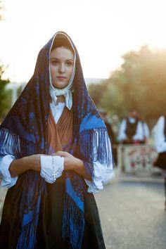 Costumi sardi   #TuscanyAgriturismoGiratola
