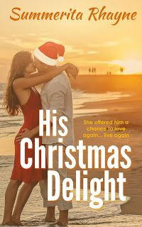 Maya's Musings: #CoverReveal His Christmas Delight by @summeritarh...