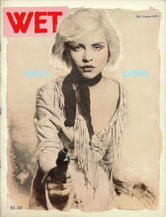 April Greiman 1980 Wet Magazine cover