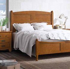 Cabecero colonial color nogal para cama de 135 y 150 cm, opcional con bañera y pies, encuentra lo que buscas en: http://www.rusticocolonial.es/