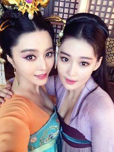 Fan BingBing - Viann Zhang - Wu Zetian