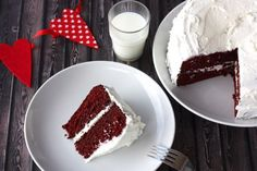 Red Velvet Amish Fri