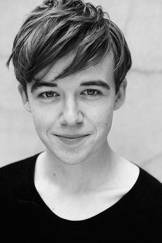 The Bright Young Things To Name-Drop Now #refinery29  http://www.refinery29.com/young-british-stars#slide7  Alex Lawther  Alex Lawther will be playing the younger version of Benedict Cumberbatch Alan Turing in the upcoming movie, The Imitation Game. The film charts the thrilling story of mathematician Turing's race to crack the Enigma code at Bletchley Park. Pass the popcorn.