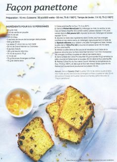 Tupperware France Plus Tupperware Recipes, Cookies Et Biscuits, Cornbread, Food And Drink, Snacks, Baking, Fruit, Breakfast, Ethnic Recipes