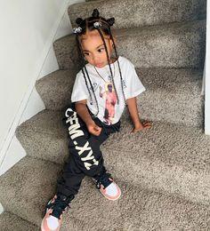 Black Baby Girls, Cute Black Babies, Beautiful Black Babies, Mix Baby Girl, Cute Baby Girl, Cute Little Girls Outfits, Kids Outfits Girls, Cute Baby Shoes, Cute Baby Clothes