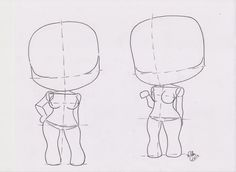 How To Draw Chibi Body Poses Images & Pictures - Becuo